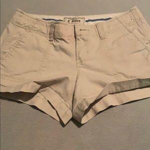 Old Navy Beige Shorts